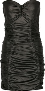 Sukienka Elisabetta Franchi mini bez rękawów dopasowana