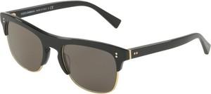 Dolce & Gabbana okulary słoneczne Dolce & Gabbana DG 4305 501R5