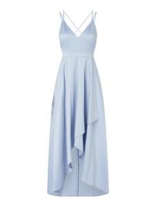 Sukienka Jake*s Cocktail na ramiączkach z dekoltem w kształcie litery v