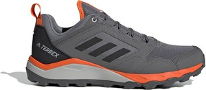 Czarne buty trekkingowe Adidas