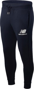 Spodnie sportowe New Balance z bawełny