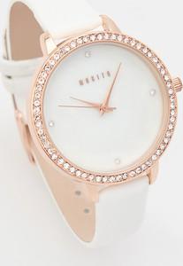 Mohito - Zegarek z ozdobną tarczą - Biały