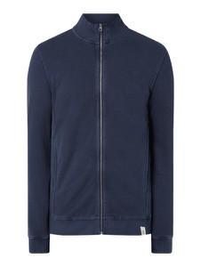 Granatowa bluza McNeal z bawełny w stylu casual