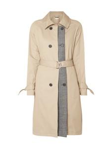 Płaszcz Tommy Hilfiger z bawełny w stylu klasycznym
