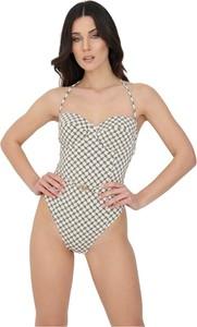 Strój kąpielowy Elisabetta Franchi w stylu casual z nadrukiem