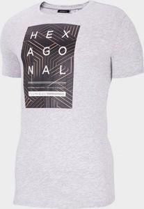 T-shirt Outhorn z krótkim rękawem z nadrukiem