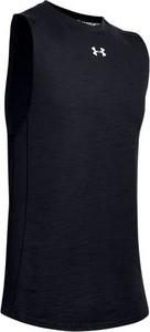 T-shirt Under Armour bez rękawów z bawełny