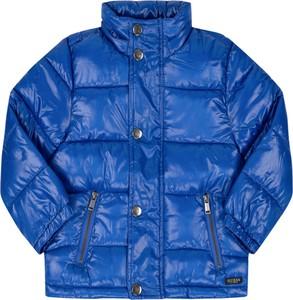 Niebieska kurtka dziecięca Guess