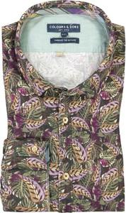 Koszula Colours & Sons z bawełny w sportowym stylu