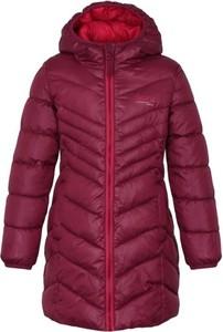 Różowy płaszcz dziecięcy LOAP