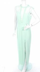 Zielona sukienka Elise Ryan bez rękawów