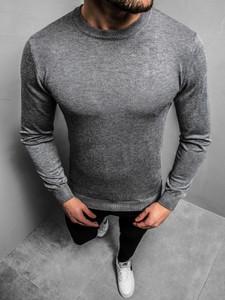 Sweter BRUNO LEONI w stylu casual