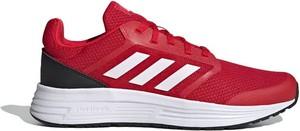 Czerwone buty sportowe Adidas