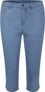 Niebieskie jeansy Kaffe