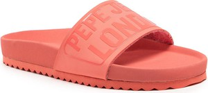 Różowe buty dziecięce letnie Pepe Jeans