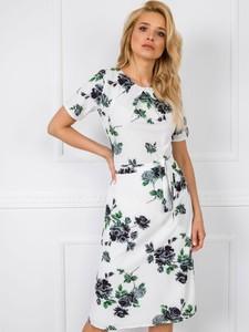 Sukienka Factory Price maxi w stylu casual z krótkim rękawem