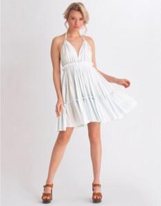 Sukienka Bad Icon na ramiączkach z dekoltem w kształcie litery v