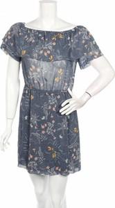 Sukienka La Petite Française z krótkim rękawem w stylu casual mini