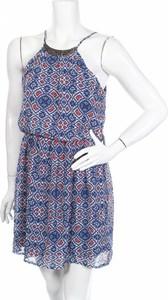 Sukienka Rue 21 bez rękawów mini w stylu casual