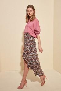 Spódnica Trendyol midi w stylu casual