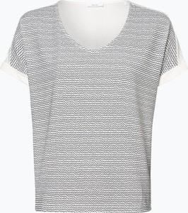 T-shirt Opus z krótkim rękawem z okrągłym dekoltem z dżerseju