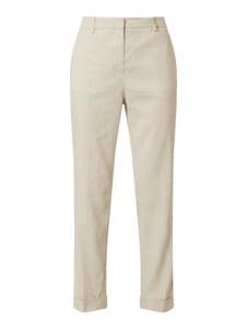 Brązowe spodnie Jake*s Collection w stylu klasycznym