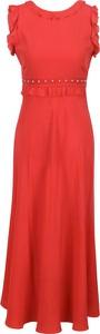 Sukienka Red Valentino z jedwabiu