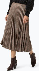 Brązowa spódnica Marie Lund