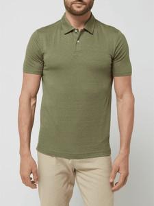 Zielona koszulka polo Olymp Level Five