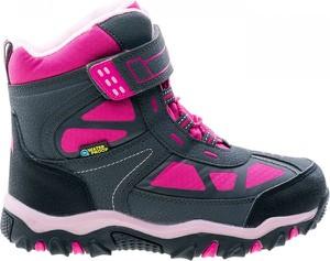 Buty trekkingowe dziecięce Elbrus na rzepy