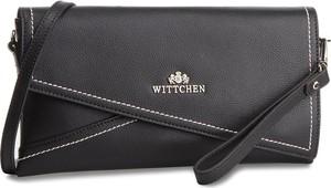 Czarna torebka Wittchen na ramię