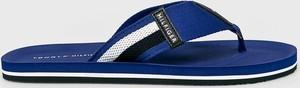 Niebieskie buty letnie męskie Tommy Hilfiger