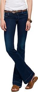 Granatowe jeansy Replay