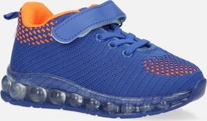 Buty sportowe dziecięce Casu sznurowane