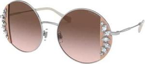 Okulary damskie Miu Miu
