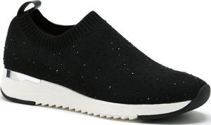 Czarne buty sportowe Caprice