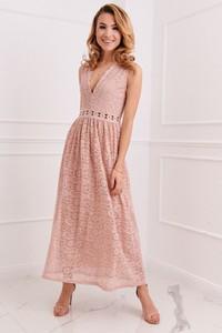Sukienka Fasardi z tkaniny