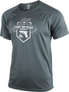 T-shirt Specshop.pl z tkaniny w młodzieżowym stylu