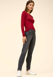 Czarne jeansy ORSAY