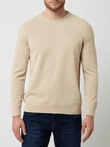 Sweter Marc O'Polo z okrągłym dekoltem
