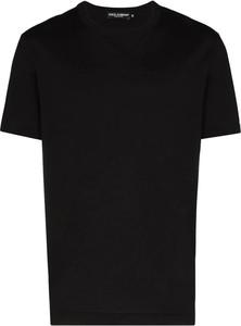 T-shirt Dolce & Gabbana w stylu casual z bawełny