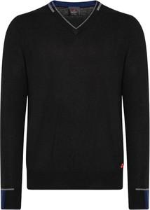 Czarny sweter Peuterey w stylu casual