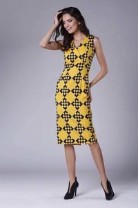 Sukienka Nommo ołówkowa midi