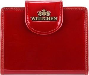 Portfel Wittchen w stylu glamour ze skóry