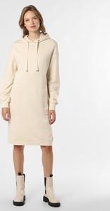 Sukienka comma, z długim rękawem mini w stylu casual