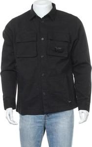 Czarna koszula Nominal w stylu casual z klasycznym kołnierzykiem