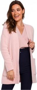 Różowy sweter Style