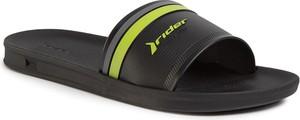 Czarne buty letnie męskie Rider