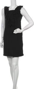 Czarna sukienka Sinéquanone prosta bez rękawów