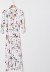 Sukienka House w stylu casual z długim rękawem maxi